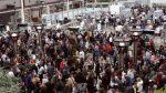 strajk na lotnisku